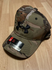New Under Armour Camo Hat Cap Youth Snapback