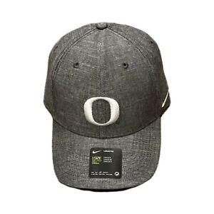 NWT New Oregon Ducks Nike Logo Adjustable Hat Cap