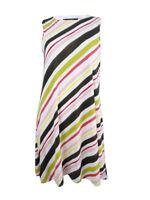 Nine West Women's A-Line Striped Dress