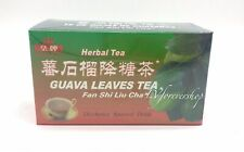 Royal King 100% Natural Guava Leaves Tea 20 Tea Bags Diabetics Herbal Drink
