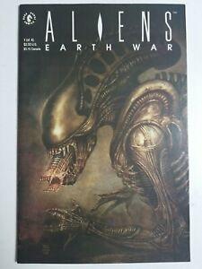Aliens Earth War (1999) #1 - Fine