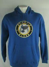 St. Louis Blues NHL Men's Pullover Embroidered Hoodie #2 Macinnis