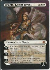 magic mtg ELSPETH, KNIGHT-ERRANT altered art commander EDH non foil