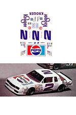 #2 Ernie Irvan Kroger 1988 1/64 scale decal fits Afx Tyco Lifelike Autoworld