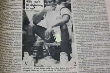 "Magic Johnson's Johnson ""Just Reduced-The Price That Is"""