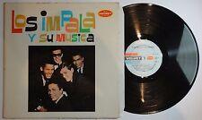 LOS IMPALA - Y Su Musica LP Venezuela MONO 1966 1st EDIT ' PSYCH ROCK EX+/EX+