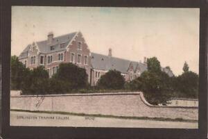 DURHAM-DARLINGTON TRAINING COLLEGE. Brittain & Wright. Darlington 1905.