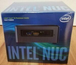Intel NUC Mini PC Windows 10 i5 1TB HDD 16GB Optane NUC7I5BNHXF Thunderbolt NEW