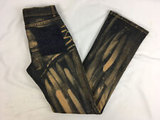 Apple Bottoms Jeans Womens Size 8 Muddy Dirty Wash Stretch NWOT New