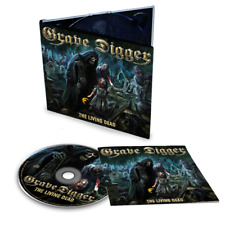 Grave Digger - The Living Dead (CD Digipak Limited Edition)