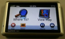 "USED Garmin Nuvi 1450 5"" Widescreen Bluetooth Portable GPS Navigator"