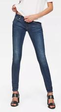 G-Star Raw 3301 Low Waist Skinny Jeans Size UK W27 L32 *REF58-9