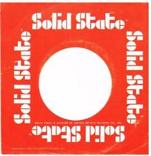 US Solid state record sleeve-  Original 60's (Johnny Bartel, Jimmy McGriff etc)