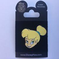 Tinker Bell Face Disney Pin 67603