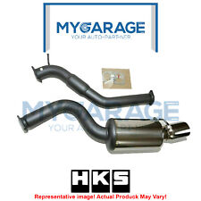 HKS LET-T17 Drager Series Exhaust System for 1993-1998 TOYOTA SUPRA