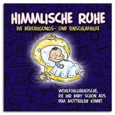 CD - Himmlische Ruhe - Beruhigungs- und Einschlafhilfe für Babys - Neuware