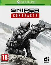 Sniper Ghost Warrior Contracts Xbox One neuf sous blister