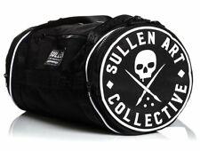 Sullen Unisex Overnighter Duffle Bag Black Travel School Accessories Good Qualit