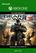 GEARS OF WAR 3 (Xbox) CODE *Fast Delivery* READ DESCRIPTION
