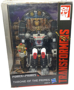 2018 SDCC TRANSFORMERS GENERATIONS THRONE OF THE PRIMES OPTIMAL OPTIMUS POTP