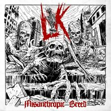 LIK - Misanthropic Breed (ltd. Digipac)