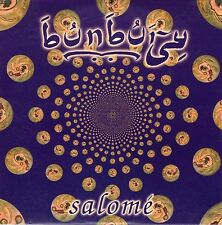 BUNBURY SALOME LA FATIGA CD SINGLE 6 TEMAS CARPETA CARTON HEROES SILENCIO
