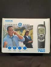 Nokia 7160 Command At Hand Cell Phone And Accessories