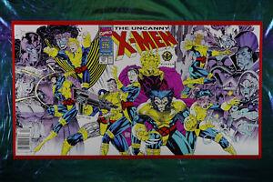 Uncanny X-Men Comic Book Poster Wolverine Mutants 20X36 New   UXMN