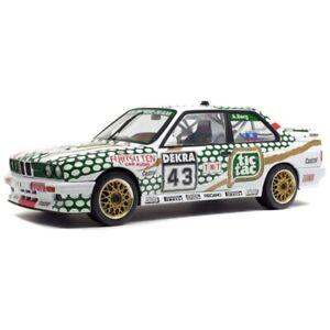 BMW E30 DTM #43 A Berg 1991 1/18 - S1801505 SOLIDO