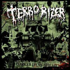 CD TERRORIZER DARKER DAYS AHEAD BRAND NEW SEALED
