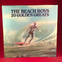 The Beach Boys 20 Golden Greats 1976 UK VINYL LP EXCELLENT CONDITION best of D