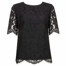 Lace Tops and Shirts for Women
