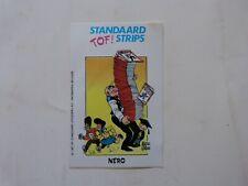 autocollant NERO ( neron ) / marc sleen 1987