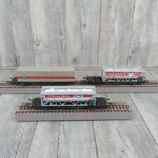 ROCO - H0 - 3 x Containertragwagen - DB - #E34212