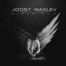 JOOST MAGLEV - ALTER EGO 2019 NEW DIGIPAK CD BAD ELEPHANT MUSIC LABEL