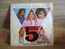 "5 Star – System Addict   Vinyl 7"" Single UK 1985 Pop / RnB Swing TENT - PB40515"