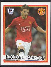 Merlin Football Sticker - Kick Off 2007-08 - No 140 - Man Utd - Michael Carrick