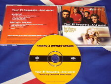 Tapes & Britney Spears-Your #1 Request... and More CD 2000