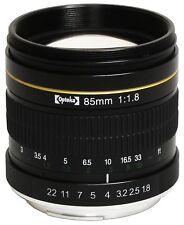 85mm Telephoto Camera Lenses