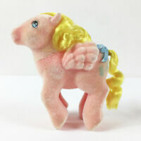 Vintage G1 My Little Pony So Soft Best Wishes Party Pack