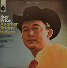 "Ray Price - Another Bridge to Burn - LP 12 "" (s118)"