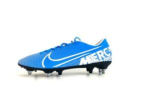 Men's Nike Mercurial Vapor 13 Academy SG-Pro AC Anti Clog Football Boots UK 7
