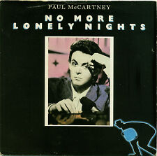 "PAUL McCARTNEY  ""NO MORE LONELY NIGHTS c/w SAME - PLAYOUT VERSION""     LISTEN!"