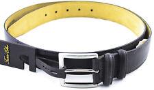 Tasso Elba Accessories Mens Genuine Leather Brown Belt 2082-27 Size 42 New