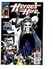 3 Marvel Comic Books Heroes for Hire #9 Maverick #4 Elektra #13 Daredevil WM2