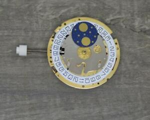 """Men's Maurice Lacroix Cal 816, """"Sp1058"""" Chrono Moonphase Movement, Repair parts"""
