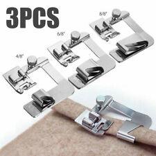 Máquina de coser doméstica clip de encendido//apagado de Clip De Cuero Calzado Rodillo de coser pie