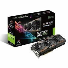 ASUS ROG STRIX NVIDIA GeForce GTX 1070 8GB 3.0 PCI GDDR5 Video Graphics Card