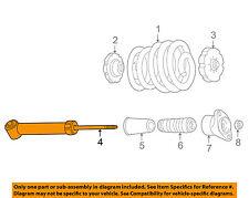 AUDI OEM 2008 A4 Quattro Rear-Shock Absorber or Strut 8E0513036R