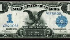 $1 1899 : BLACK EAGLE : Silver Certificate ** More Paper Currency for Auction.